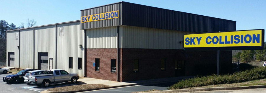 Sky Collision Repair Cumming Ga