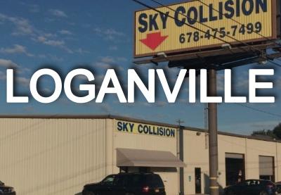 Sky Collision Loganvile Ga